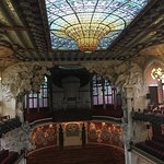 Photo de Palais de la Musique Catalane (Palau de la Musica Catalana)