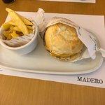 Hambúrguer Madero