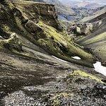 Foto Fimmvorduhals Hiking Trail