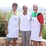 Rafael, Nicole, and Gerardo.  Thank you for coming to our cooking class!