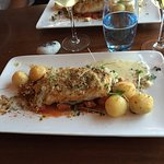 Fresh fish at the Pink Elephant - WOW