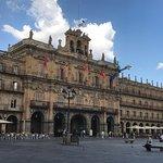 Foto di Salamanca's Plaza Mayor
