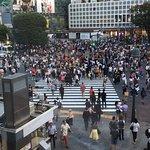 Shibuya Crossing Foto