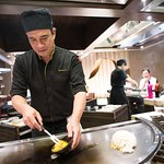 Foto van Nami Teppanyaki Steakhouse - at the JW Marriott Hotel Bangkok