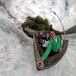 Foto van Rhine Falls