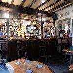 The Beckets Inn bar.