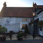 Excellent pub, just off the A1M