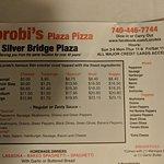 Foto van Lorobi's Pizza - Silver Bridge Plaza