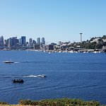 Seattle from the Gas works Park