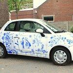 Bilde fra Delft Pottery De Delftse Pauw
