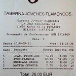 Taberna Jovenes Flamencosの写真