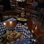 Cheese fondue yummy