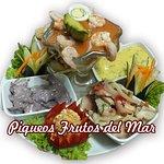 #piqueosfrutosdelmar en Restaurante El imperio Peruano 12 Norte#650 , Viña del Mar