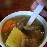 Yummm soup