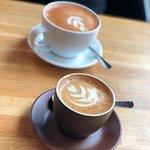 صورة فوتوغرافية لـ Cafe Lyspunktet