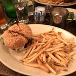 Loved the burger & fries!