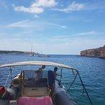 Met Isaac op zee