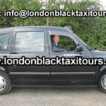 Foto van London Black Taxi Tours