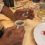 espresso e grappa