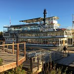 Riverboat Discovery Foto
