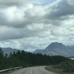 The most beautiful drive to Gairloch Scotland