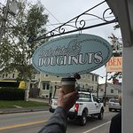 Free mini doughnut with each coffee purchase!