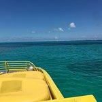 Allá a lo lejos esta Isla Mujeres