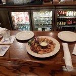 Bar treats at the Columbia