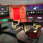 Foto de Star Trek Original Series Set Tour