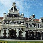 Dunedin Railway Station - Panorama