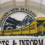 Dunedin Railway Station - detail