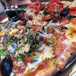 Foto de La Lechuza Pizzas