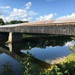 Windsor - Cornish covered bridge