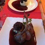 Lamb and Filet Mignon