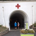 Entrance to the War Tunnels