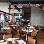 Brasserie 3 dining area