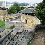 Fortress walls & watchtower