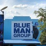 Foto de Blue Man Group