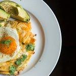 Chilaquiles or Breakfast Nachos!
