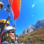 Photo de Fly Chamonix - Tandem Paragliding