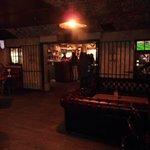 Warm & cosy bar lounge area.