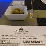 Bild från La Pergola