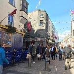 Photo of Galway's Latin Quarter