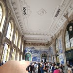 Photo de Gare ferroviaire de Sao Bento