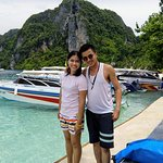 Phi Phi Maya Khai Island