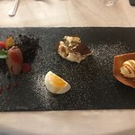 Posto delizioso, cibo buonissimo e servizio eccellente!!!! Conto onesto!!!!