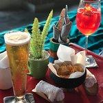 Sunset Drinks & Chips