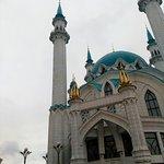 Удивительна красивая мечеть!