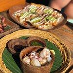 Calamari & Quesadillas