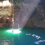 Cenote Hubiku Foto